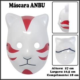 Naruto - 1 X Máscara Anbu