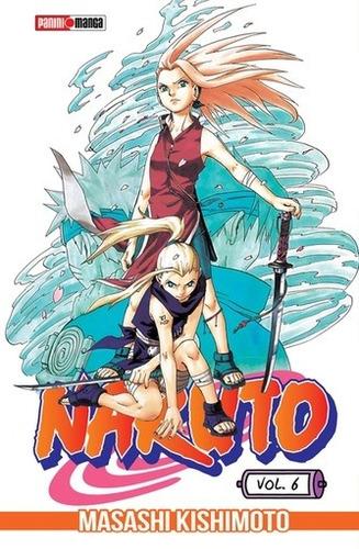 naruto 06 - masashi kishimoto