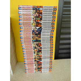 Naruto 1ª Série! Panini 2007-2015! R$ 15,00 Cada!