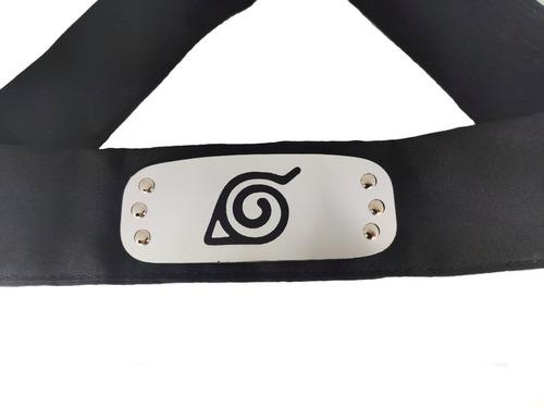 naruto banda para cabeza konoha aldea hoja kakashi sasuke