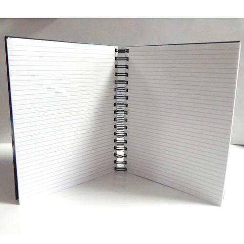 naruto cuaderno sasuke shippuden pasta dura 180 hojas rayas