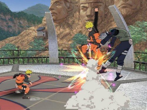 naruto shippuden el choque de ninja revolution iii