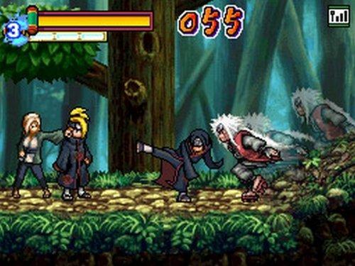 naruto shippuden ninja council 4 nds