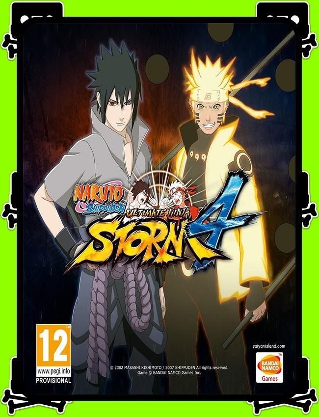 Naruto Shippuden Ninja Storm 4 Pc 100% Original (steam Key)