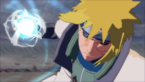 naruto shippuden ninja storm revolution pc - steam key (envio flash)