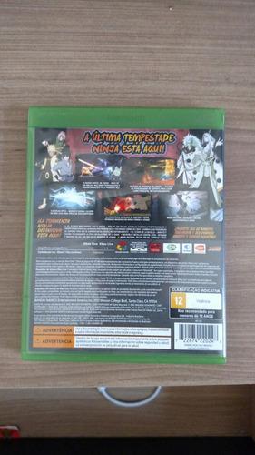 naruto shippuden ultimate ninja storm 4 xbox one
