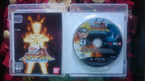 naruto shippuden: ultimate ninja storm generations - ps3