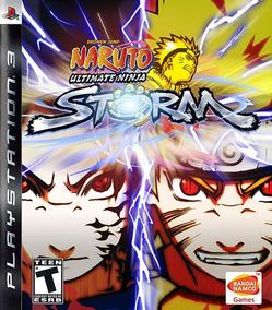 Naruto Ultimate Ninja Storm 5 - PlayStation 3, Usado en