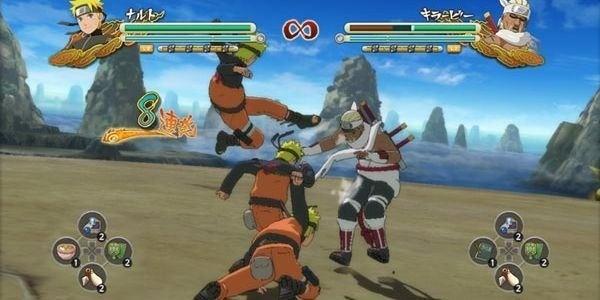 Naruto Shippuden Ultimate Ninja Storm Rev  + Wrc 5 Ps3