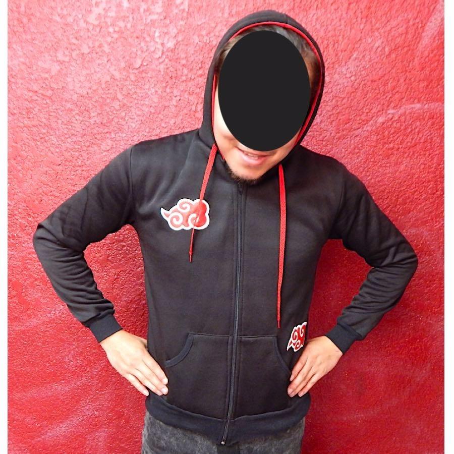naruto sudadera akatsuki bordada hoodie gorro madara sasuke. Cargando zoom. ca1e321518c