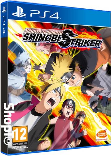 naruto to boruto: shinobi striker ( ps4 )