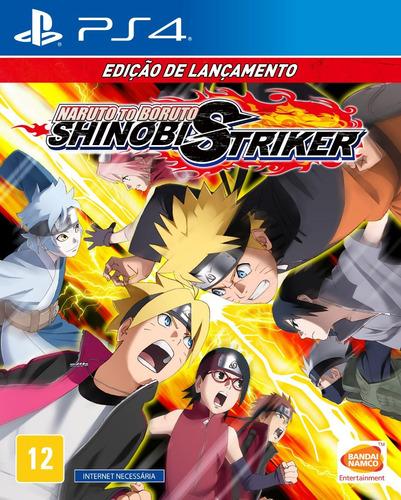 naruto to boruto shinobi striker - ps4