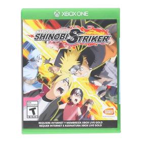 Naruto To Boruto: Shinobi Striker Standard Edition Físico Xbox One Bandai Namco Entertainment