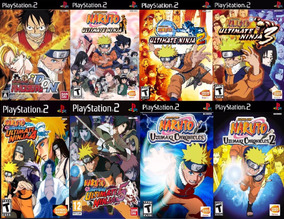 Ultimate Ninja Storm 5 - PlayStation 2 no Mercado Livre Brasil
