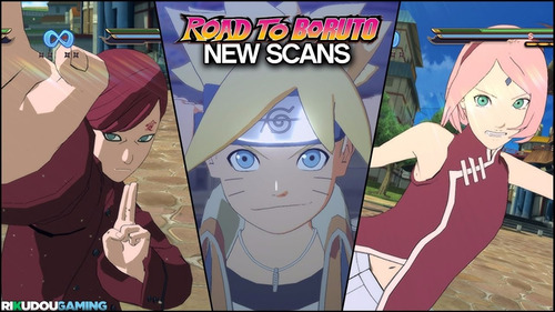 naruto ultimate ninja storm 4 road to boruto - ps4 fisico