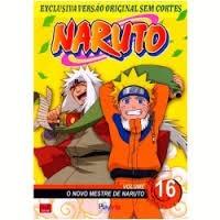 naruto vol. 16 dvd