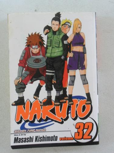 naruto volume 32! em inglês! 2008!