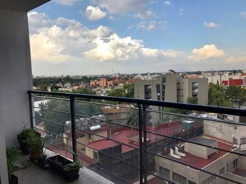 narvarte, alberca, gimnasio, roof garden, vigilancia, ubica