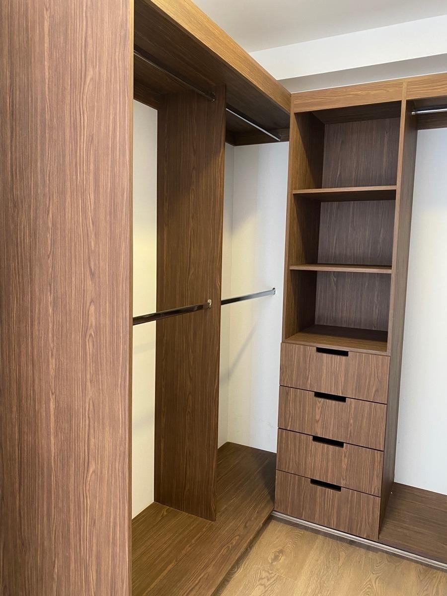 narvarte, excelente departamento para estrenar con elevador