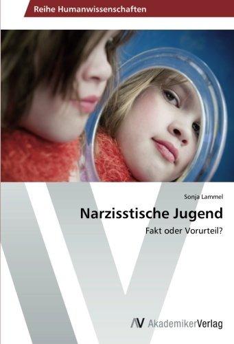 narzisstische jugend; lammel sonja