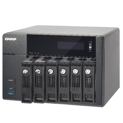nas qnap tvs-671-i5-8g-us 6-bay intel core i5 3.0g