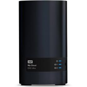 Nas Storage Servidor Wd My Cloud Expert Ex2 Ultra 2 Bay S/hd