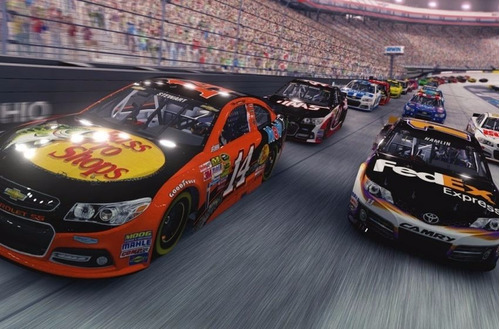 nascar 15 ps3 original formato digital descargalo ya store