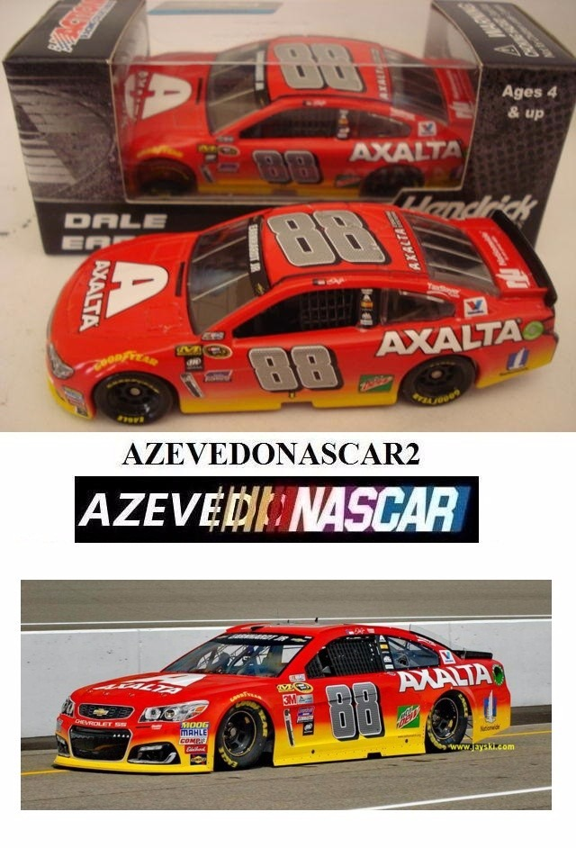 ... Dale Earnhardt Jr Chevy Axalta 2016. Carregando Zoom.