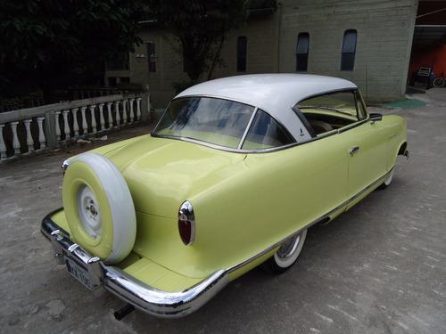 nash rambler 1955