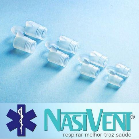 nasivent® tube plus kit inicial (4 pares) - envio gratis