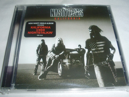 nasty idols - kalifornia ( hard rock sueco 80s)