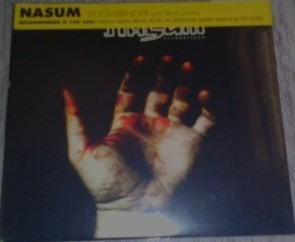 nasum - doombringer - (digipak) - (import)