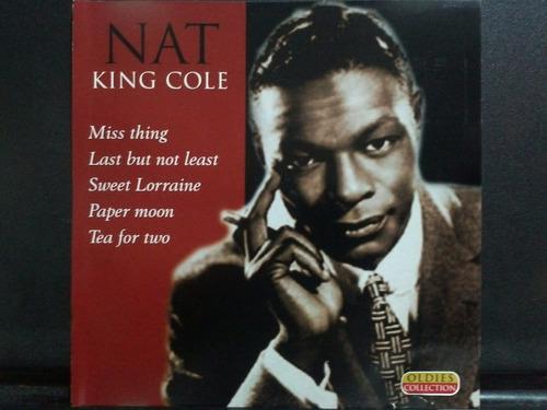 nat king cole cd seminuevo edición 2004 méxico