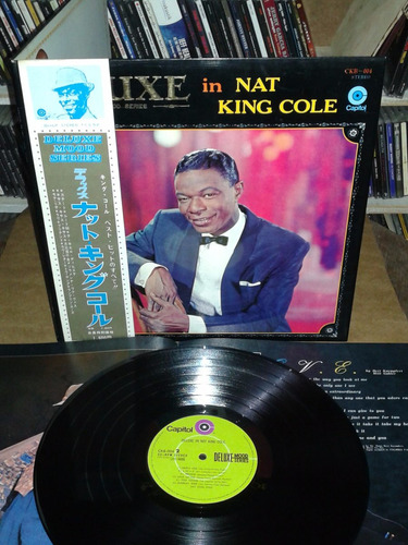 nat king cole - deluxe in nat (benny boodman, miles davis)