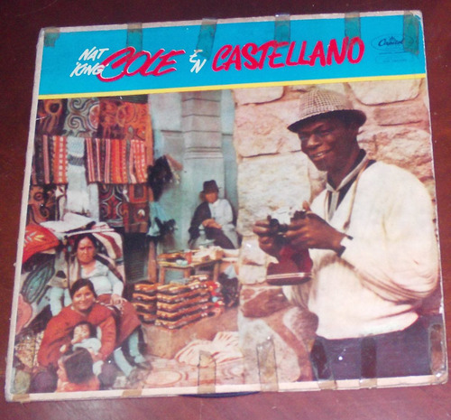 nat king cole en castellano vinilo argentino (049)