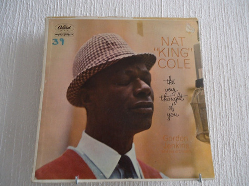 nat king cole - the very tought of you