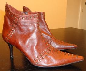 5960c2661 Zapatos City Bell Natacha Botas Mujer - Botas y Botinetas Marrón en ...