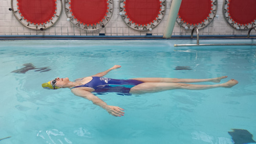 natação para quem tem medo