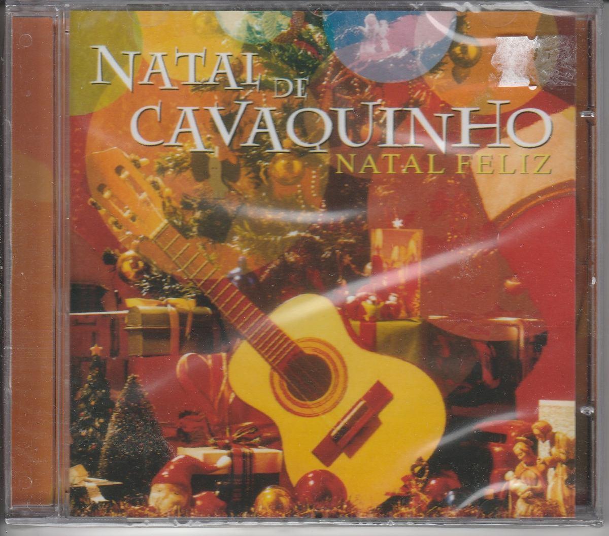 cd natal em cavaquinho