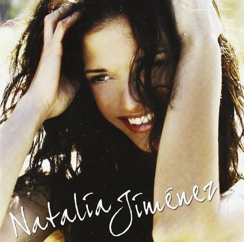 natalia jimenez natalia jimenez disco cd 12 canciones