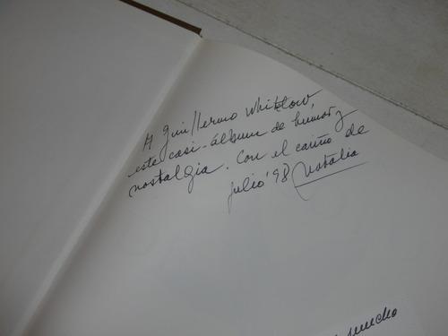natalia kohen - el color de la nostalgia - firmado