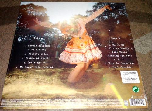 natalia lafourcade - hu hu hu (vinilo, lp, vinil, vinyl)