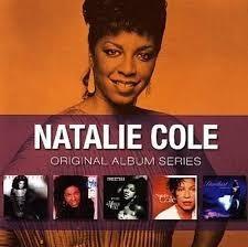 natalie cole - box 5 cds original album series imperdibles!