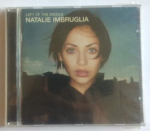 natalie imbruglia - left in the middle (cd, 1998) importado