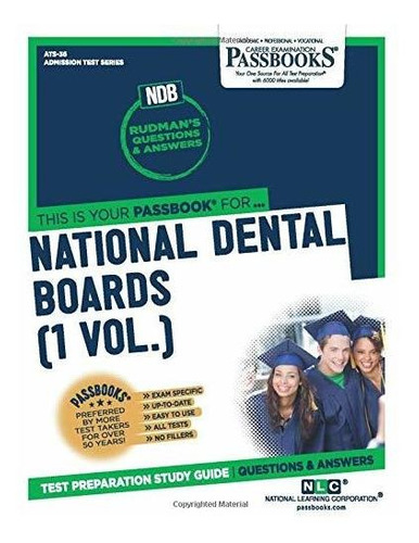 national dental boards (ndb) (1 vol.) : national learning c