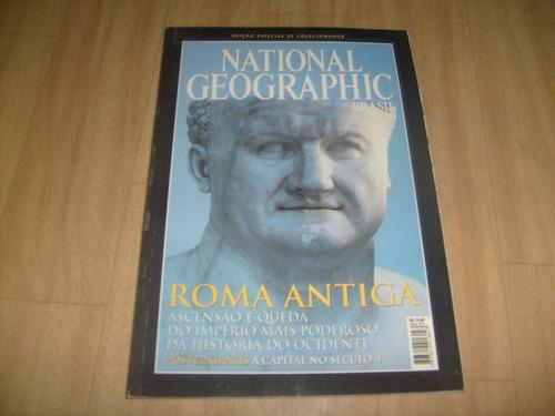 national geographic brasil especial - roma antiga