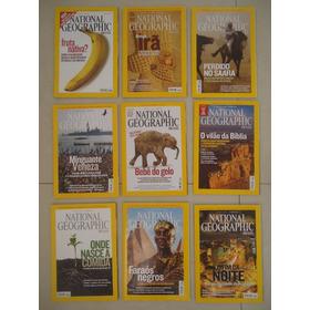National Geographic Brasil Vários Números Preço Por Revista