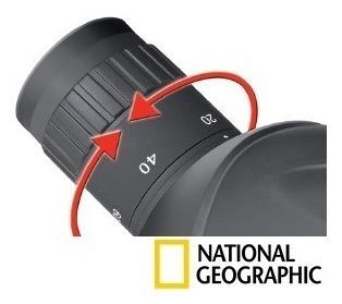 national geographic catalejo 20-60x60 estuche y trípode