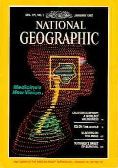 national geographic                           january   1987