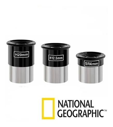 national geographic telescopio 60/700 trípode